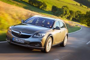 Opel Insignia Country Tourer od sada i s pogonom na prednje kotače