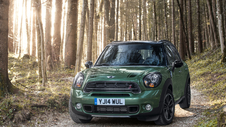 MINI Countryman za 2014.