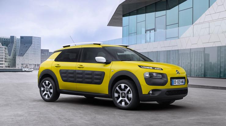 Citroën C4 Cactus je Auto Godine 2015. u izboru TV Automagazina