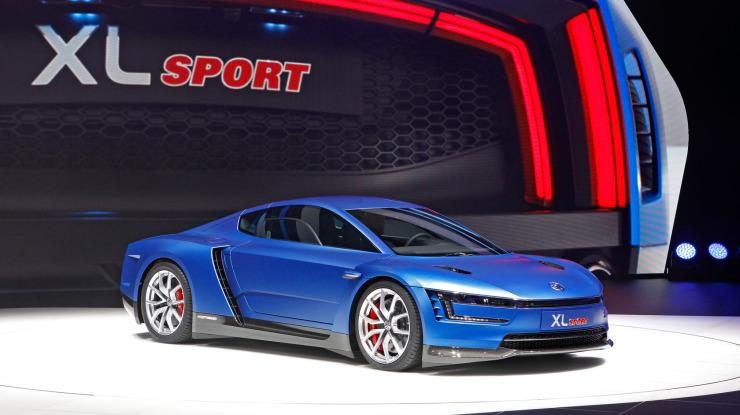 Volkswagen XL Sport – svjetska premijera u Parizu