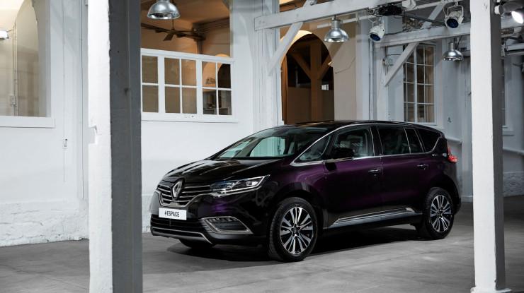 Novi Renault Espace od svibnja u Hrvatskoj